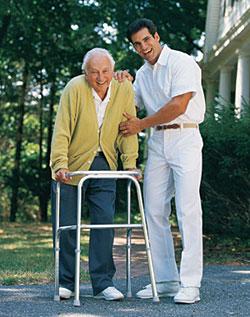 Elderly Man Picture